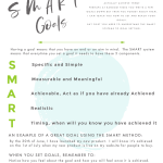 smart goals and how to achieve them