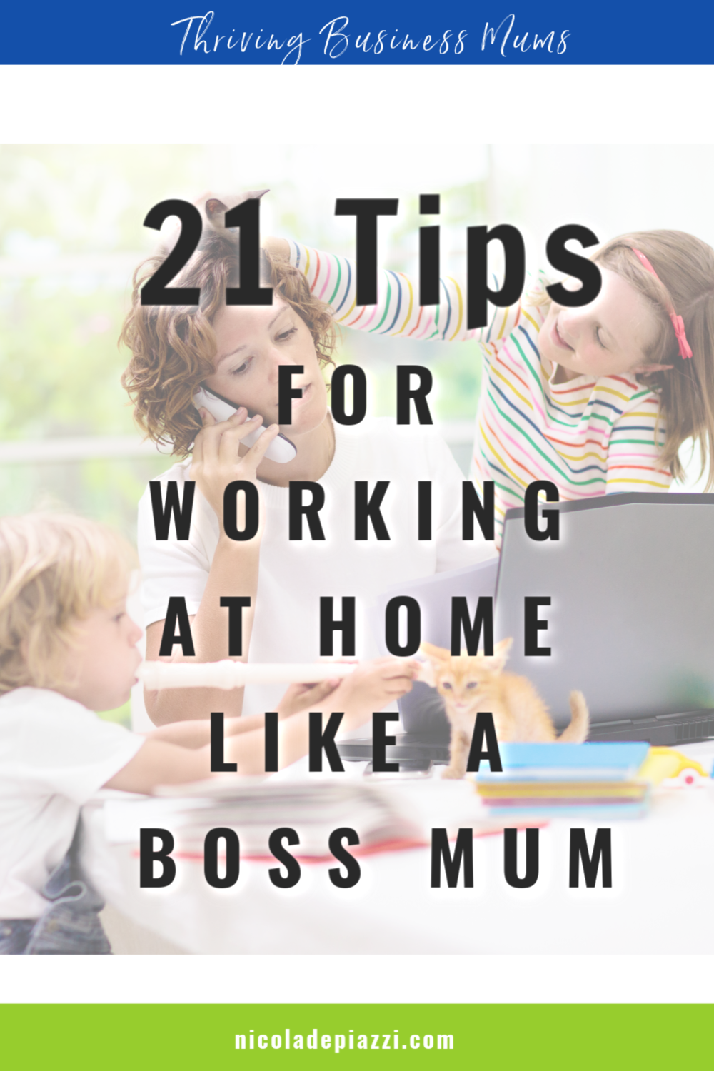 21 tips for working from home
