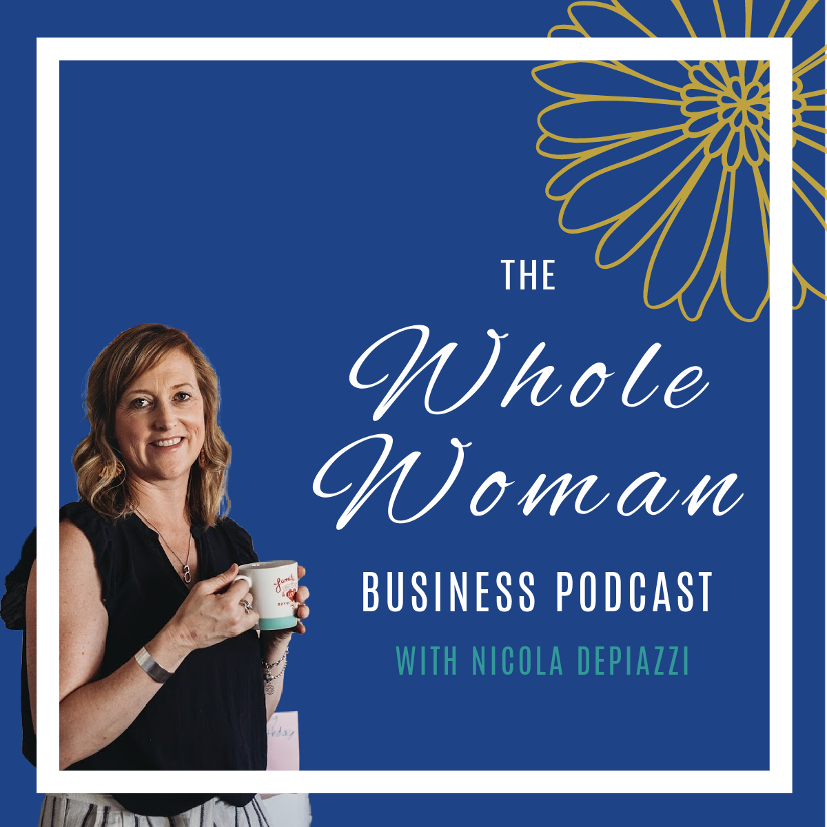 The Whole Woman Business Podcast with Nicola Depiazzi