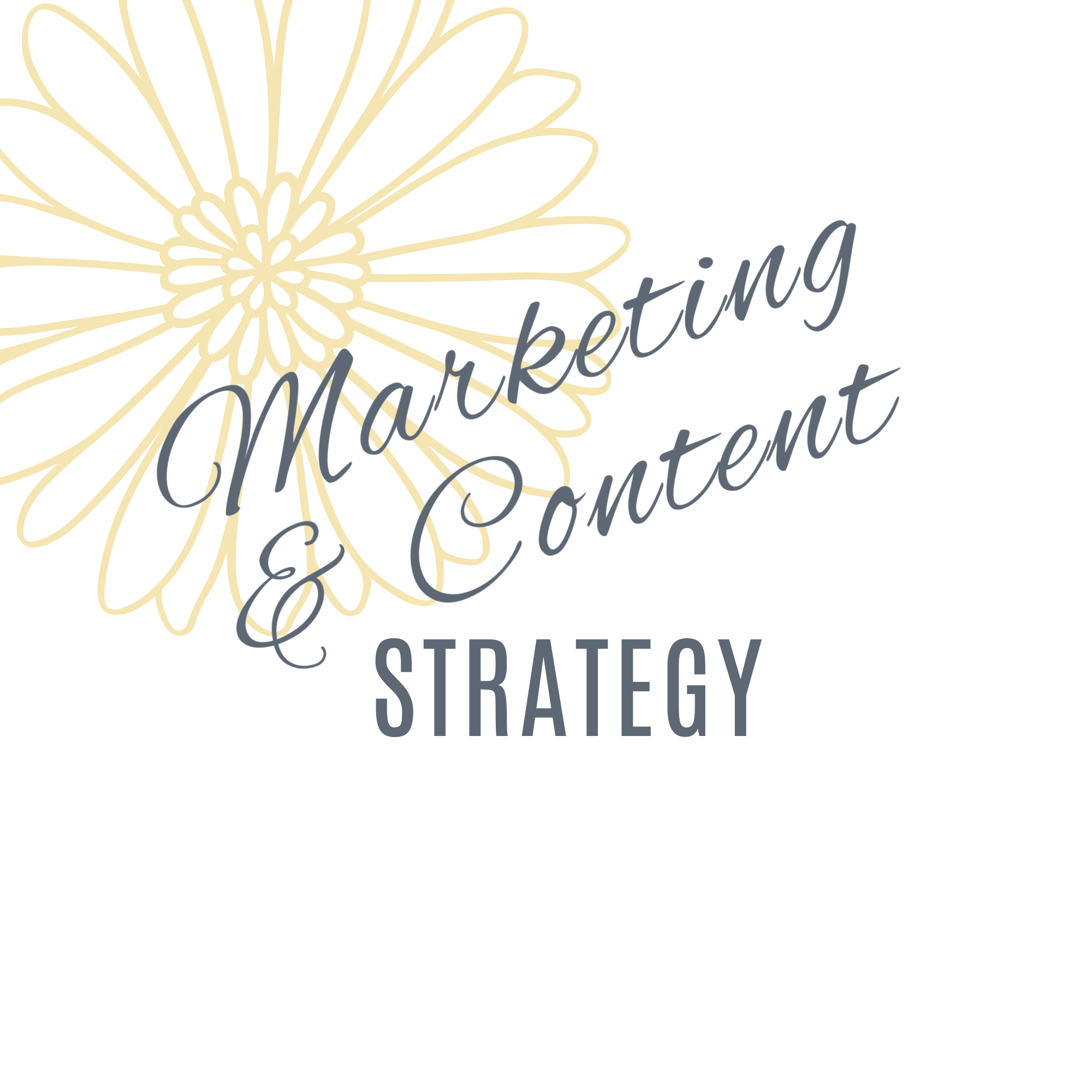 marketing & content STRATEGY