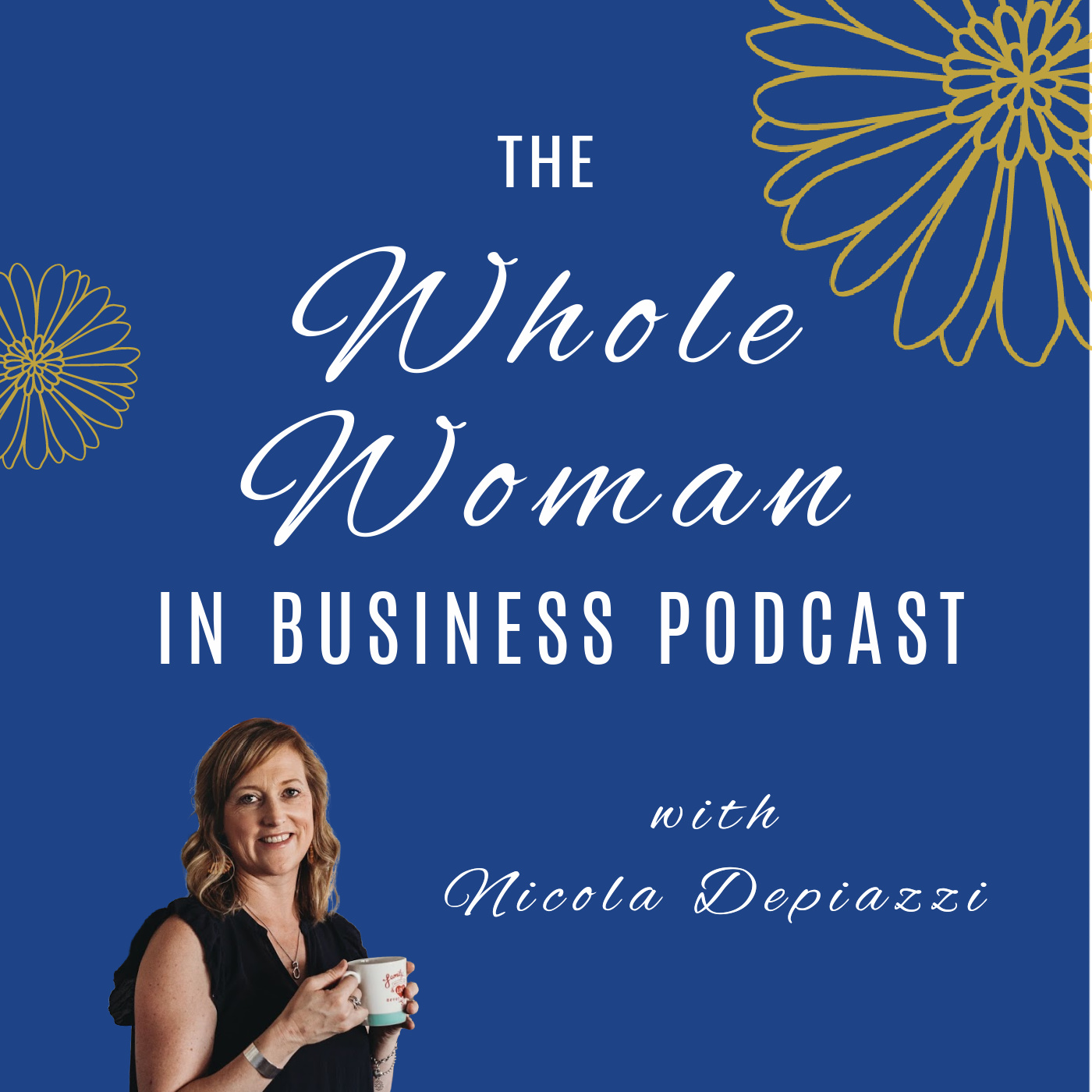 The Whole Woman in Business podcast